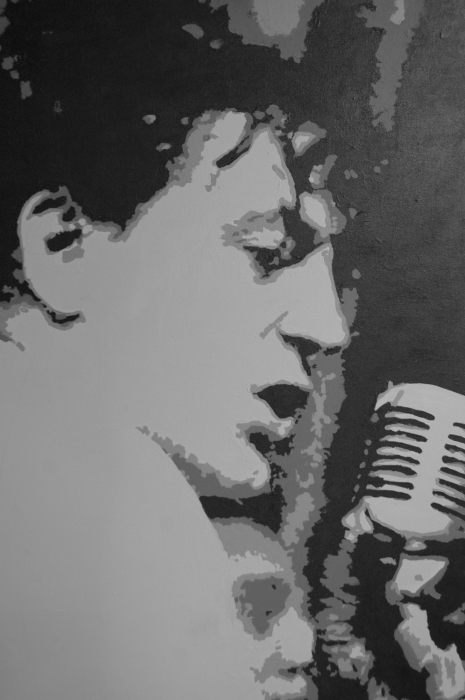 Gene Vincent by JohnRChatterton